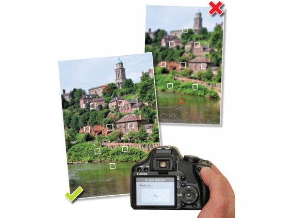 Как делать фото с фокусировкой