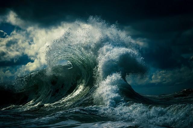 Симфония волн: австралийский фотограф 10 лет снимает океан