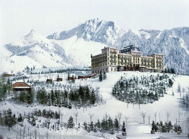 Швейцария. Как на открытке (Золотой глобус) 1 серия смотреть