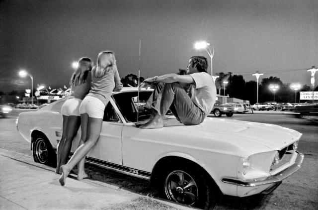 Радости американской юности в 1970-х. Фотограф Рик МакКлоски