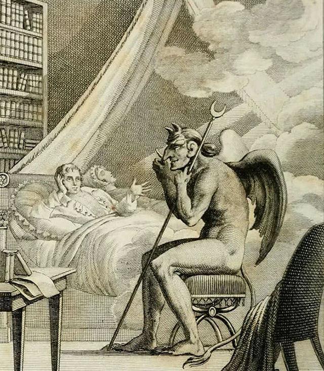 Занимательная демонология: «Инфернальный словарь» с блистательными иллюстрациями