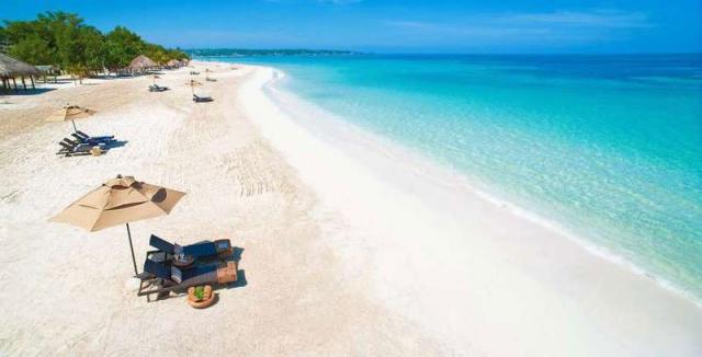 32 самых красивых пляжа в мире