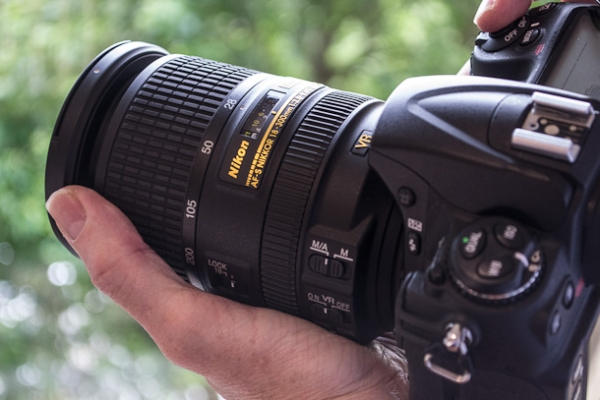 Обзор <b>объектива Nikon 18</b>-<b>300 mm</b> VR