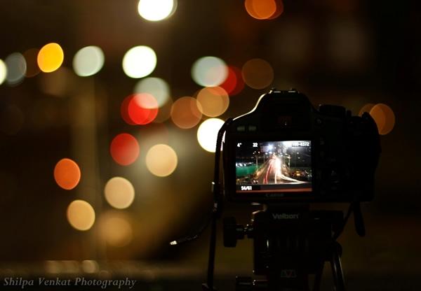 как сделать фон на фотографии размытый