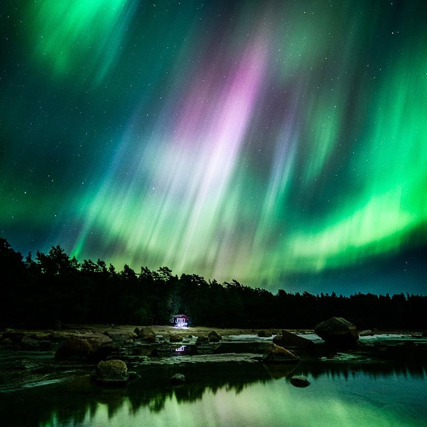 Вдохновляющие ночные фотографии финского фотографа Микко Лагерстедта-8