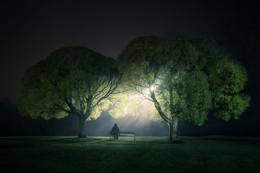 Вдохновляющие ночные фотографии финского фотографа Микко Лагерстедта-10