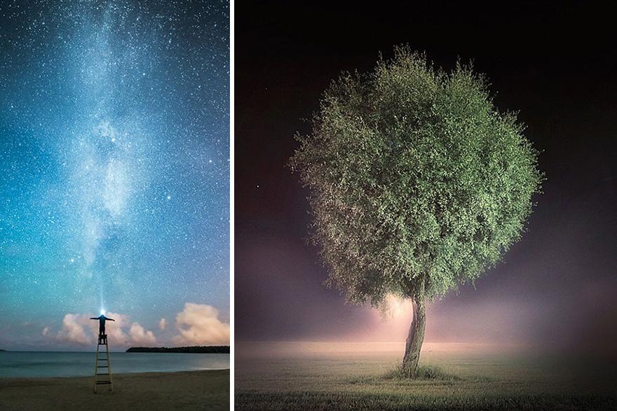 Вдохновляющие ночные фотографии финского фотографа Микко Лагерстедта-2