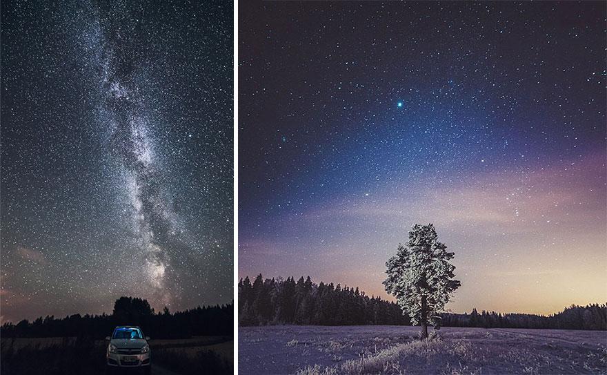 Вдохновляющие ночные фотографии финского фотографа Микко Лагерстедта-3