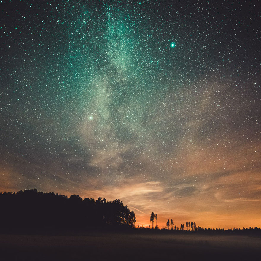Вдохновляющие ночные фотографии финского фотографа Микко Лагерстедта-22