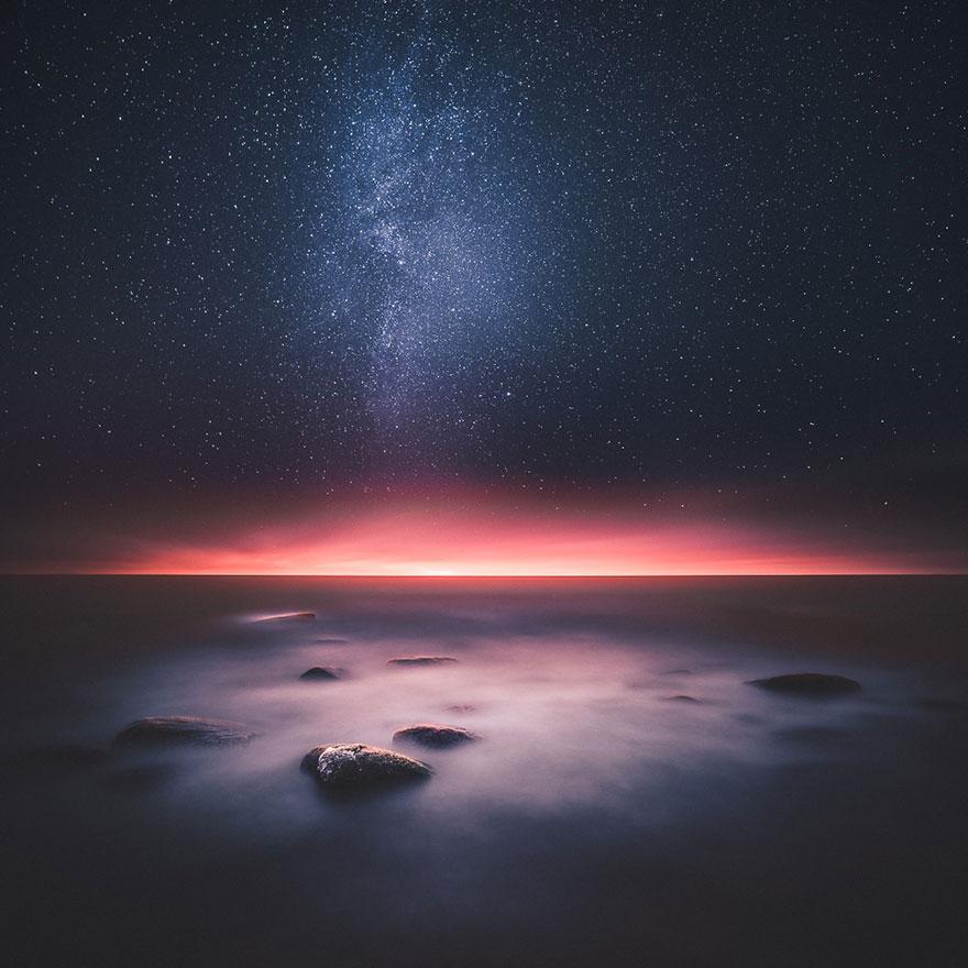 Вдохновляющие ночные фотографии финского фотографа Микко Лагерстедта-1