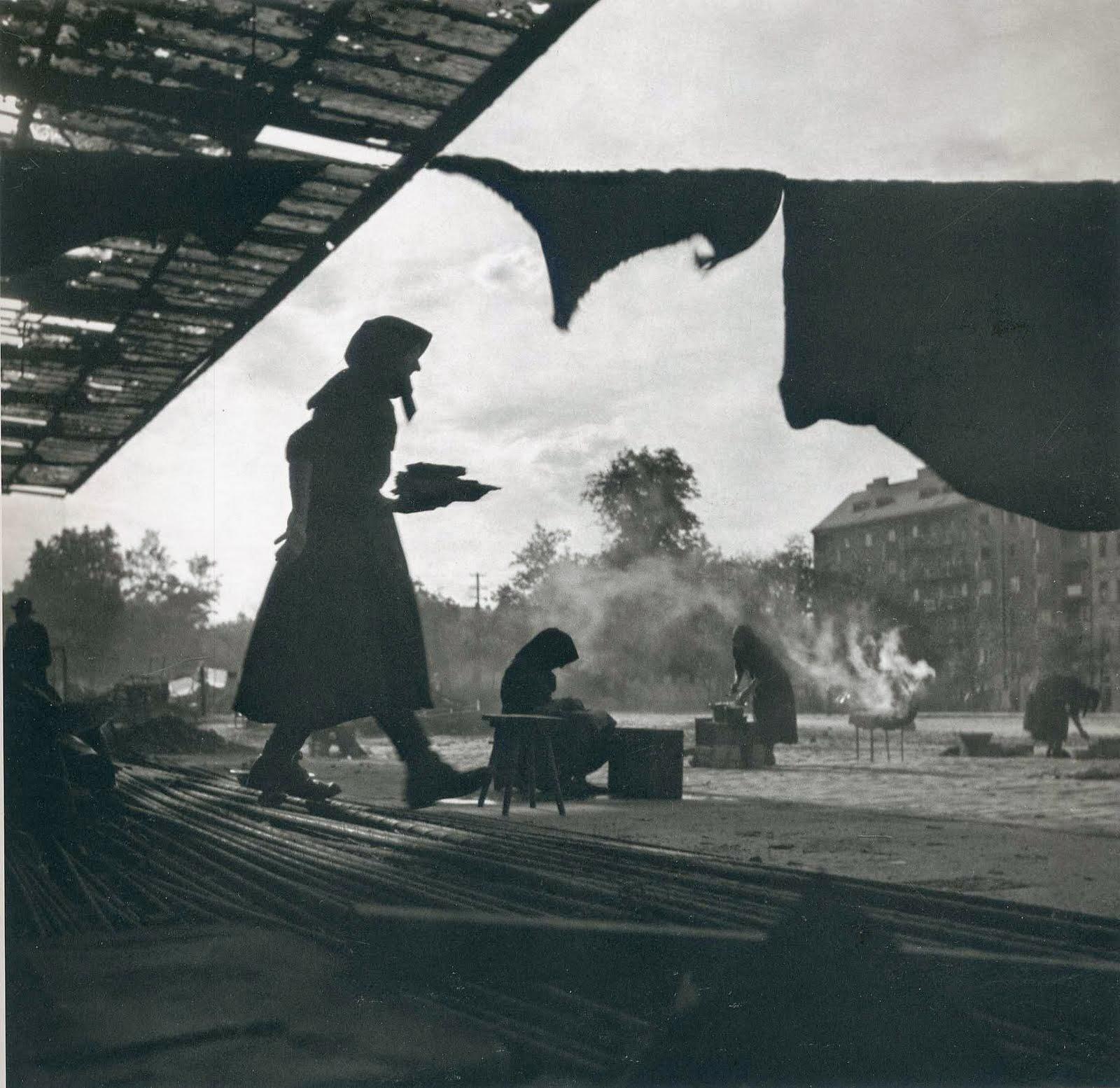 Пионер цветной фотографии Эрнст Хаас