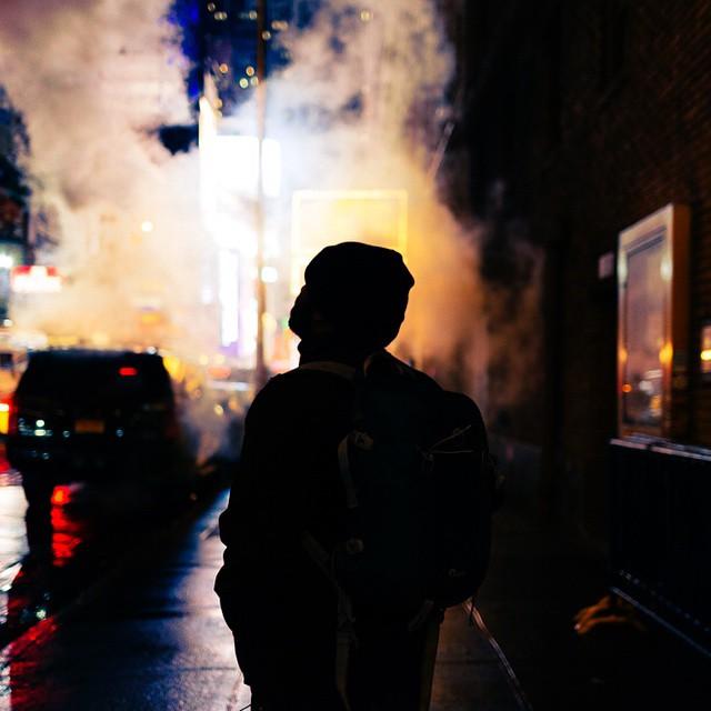 Уличные, ночные и архитектурные фотографии инстаграмера Уэса Тарка -16