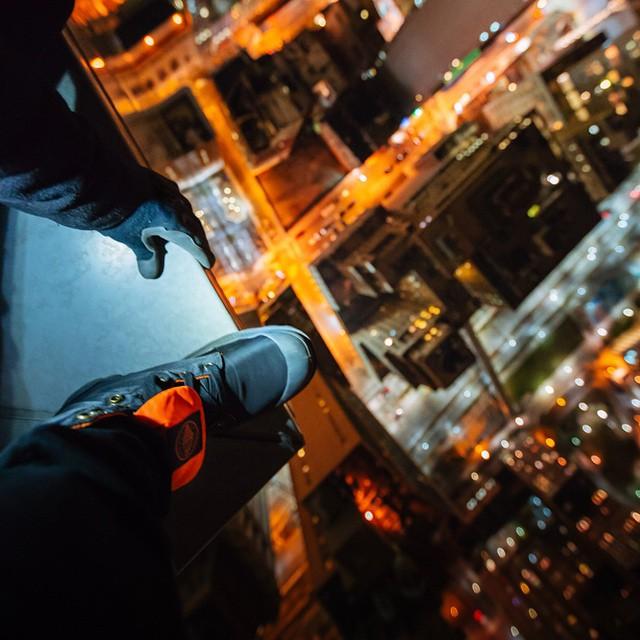 Уличные, ночные и архитектурные фотографии инстаграмера Уэса Тарка -2