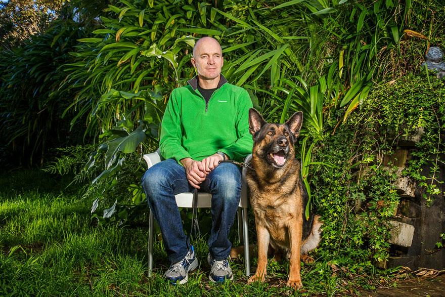 Портреты самых трудолюбивых собак в мире от Эндрю Флейдбо-28