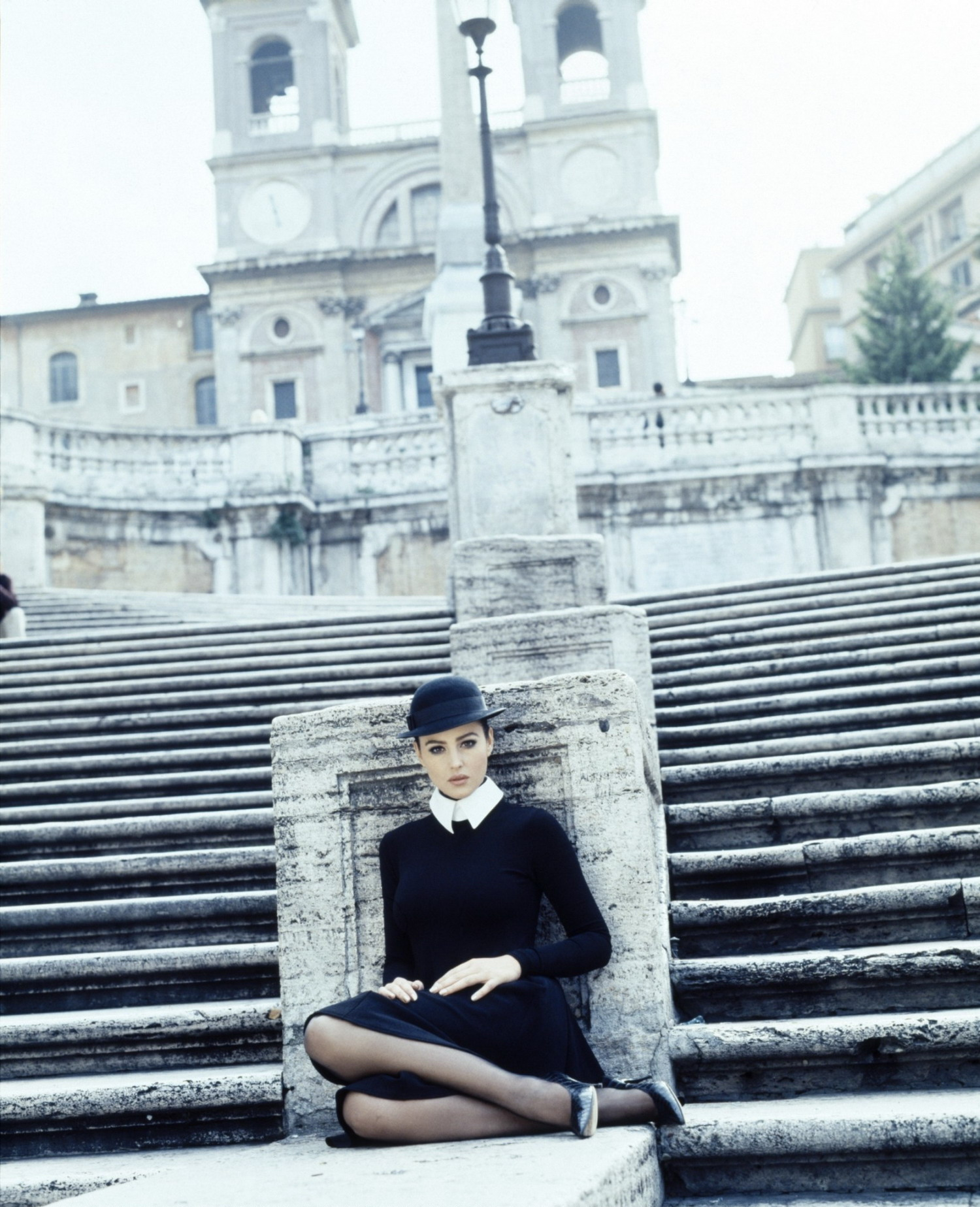 Моника Беллуччи в фотосессии Фредерика Мейлана, 1991 год