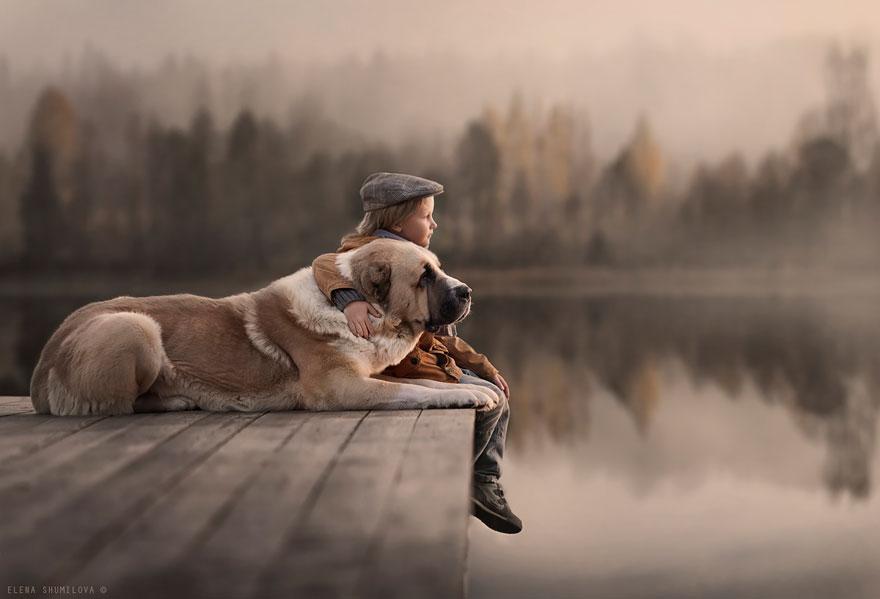 Деревенская идиллия в фотографиях Елены Шумиловой-16