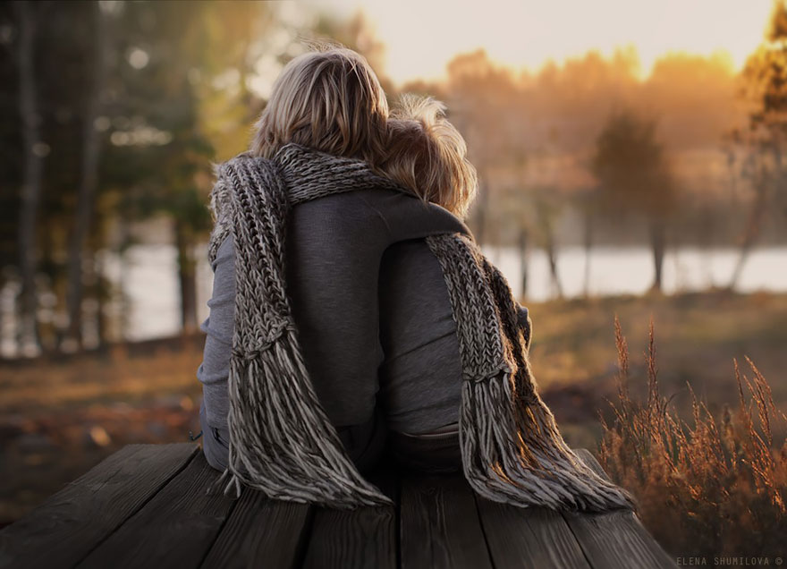 Деревенская идиллия в фотографиях Елены Шумиловой-10