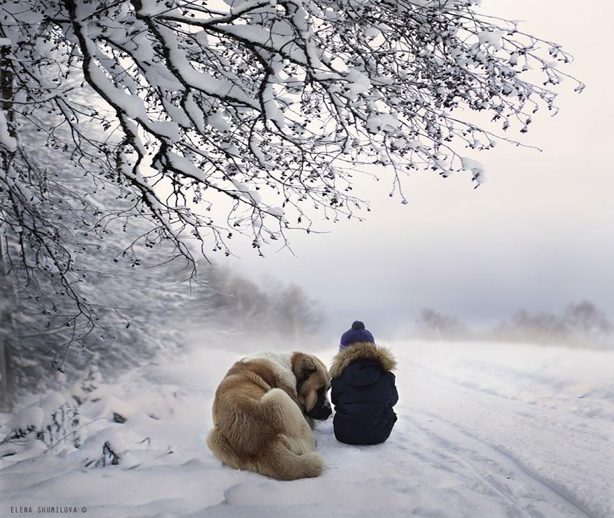 Деревенская идиллия в фотографиях Елены Шумиловой-24