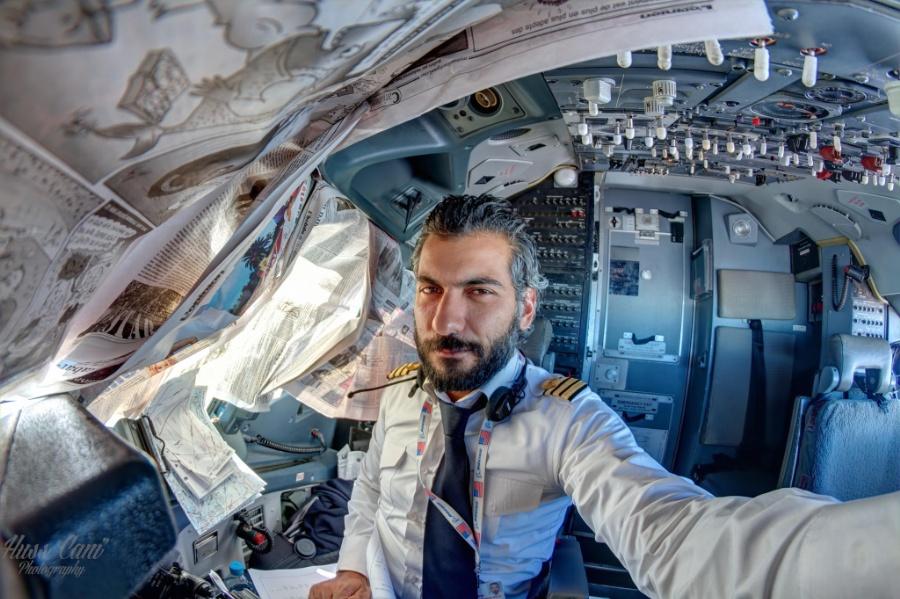 25 фотографий, сделанных пилотами из кабин самолётов