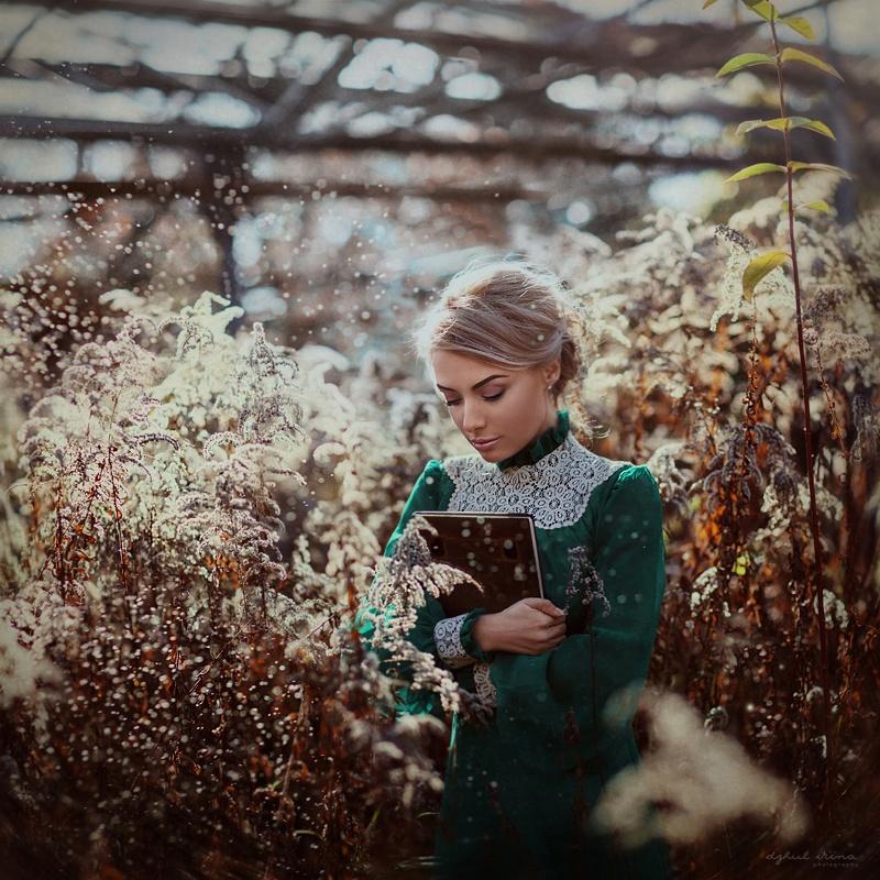 Восхитительные портреты фотохудожницы Ирины Джуль