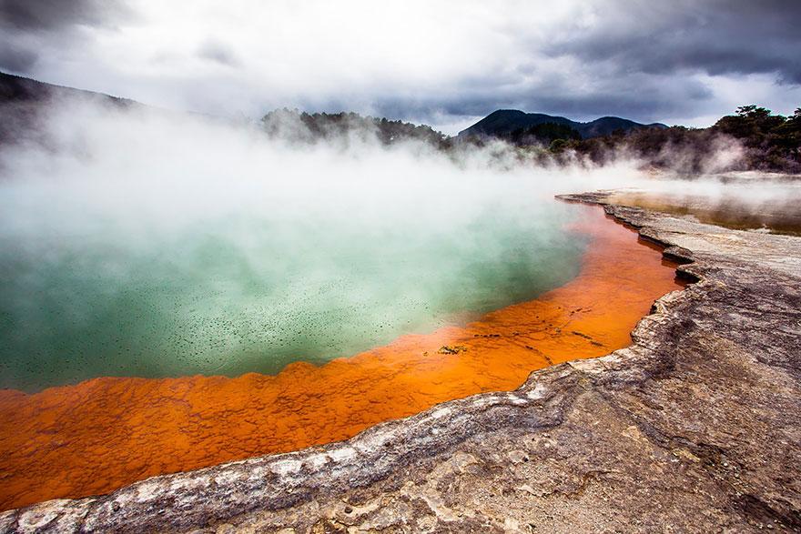 22-40 чудесных мест на Земле с удивительными инопланетными пейзажами