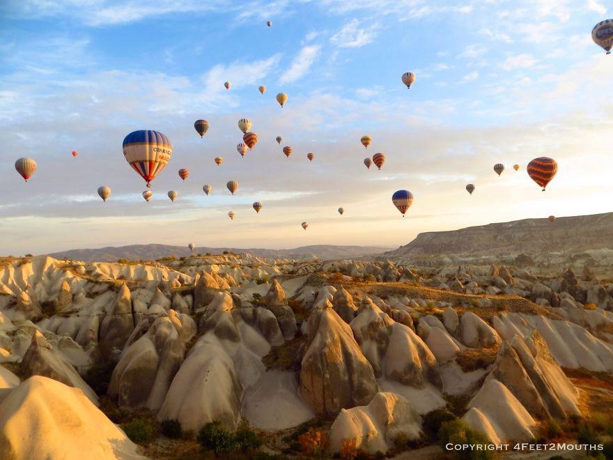 1-40 чудесных мест на Земле с удивительными инопланетными пейзажами