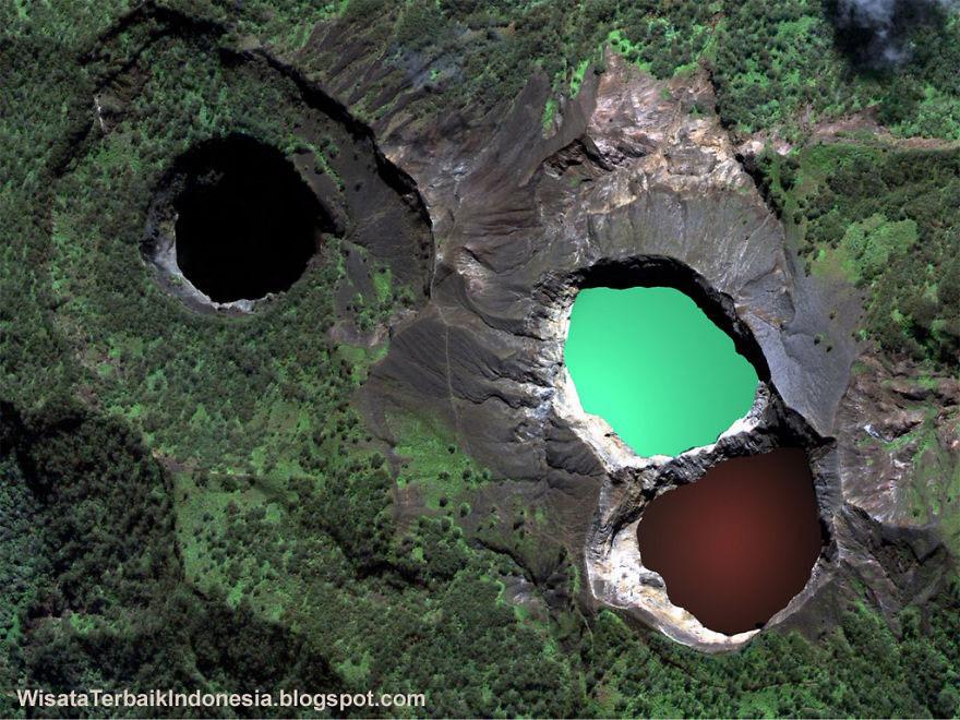 42-40 чудесных мест на Земле с удивительными инопланетными пейзажами