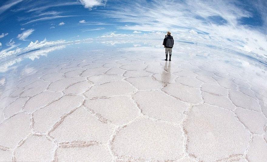3-40 чудесных мест на Земле с удивительными инопланетными пейзажами