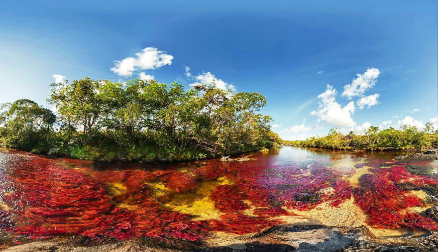 41-40 чудесных мест на Земле с удивительными инопланетными пейзажами