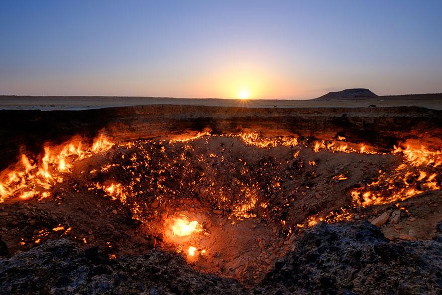 25-40 чудесных мест на Земле с удивительными инопланетными пейзажами