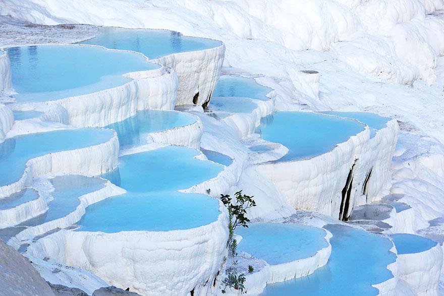 20-40 чудесных мест на Земле с удивительными инопланетными пейзажами