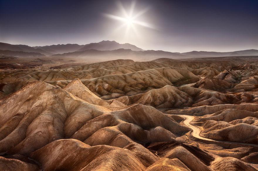 34-40 чудесных мест на Земле с удивительными инопланетными пейзажами