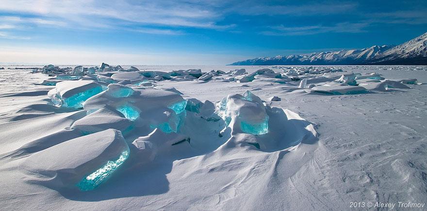 29-40 чудесных мест на Земле с удивительными инопланетными пейзажами
