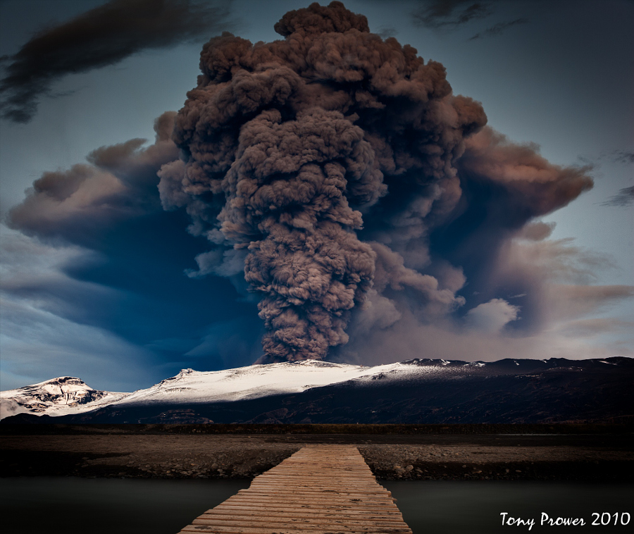 Photograph Eruption by Tony Prower on 500px