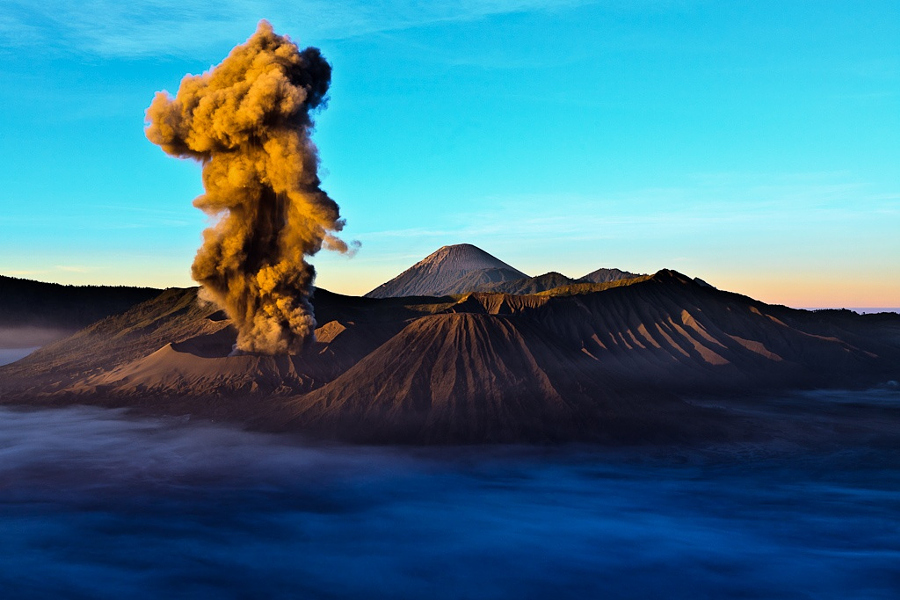 городских красивые вулканы мира фото касается