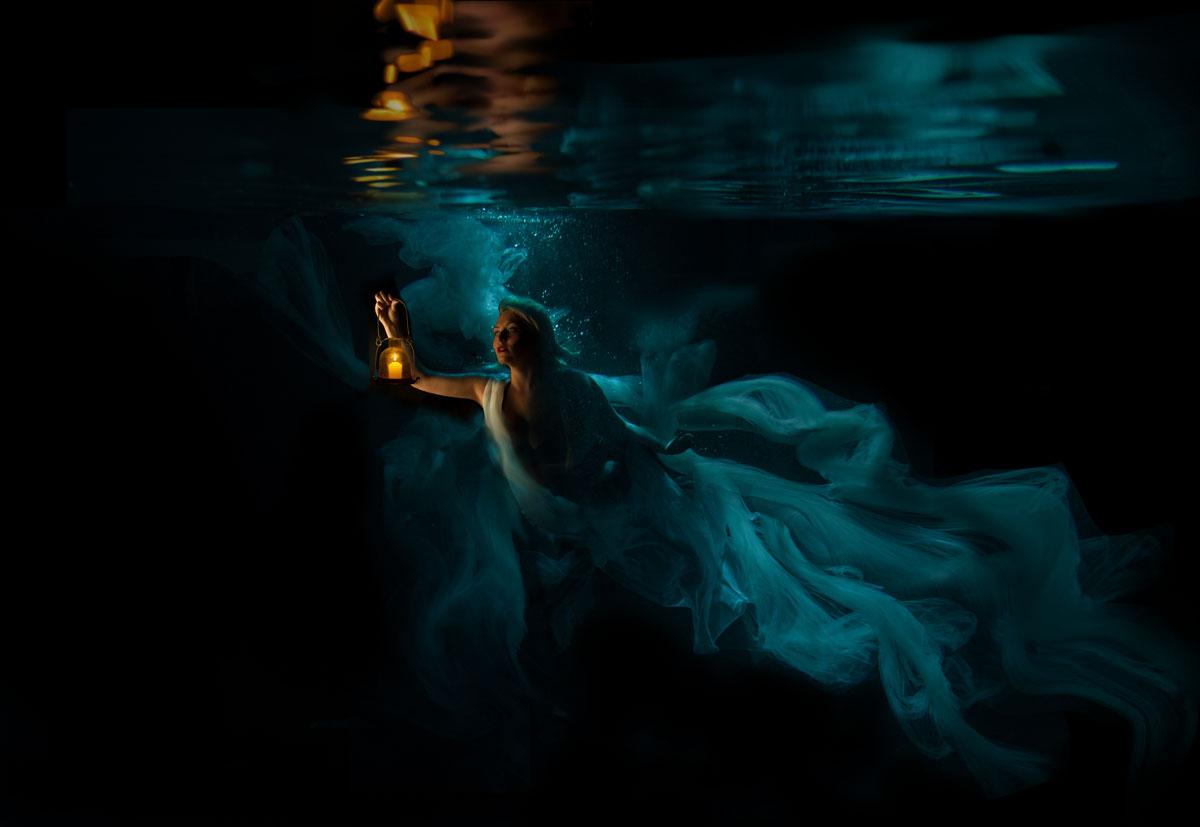 17 чудесных подводных портретов от Дженн Бишоф-15