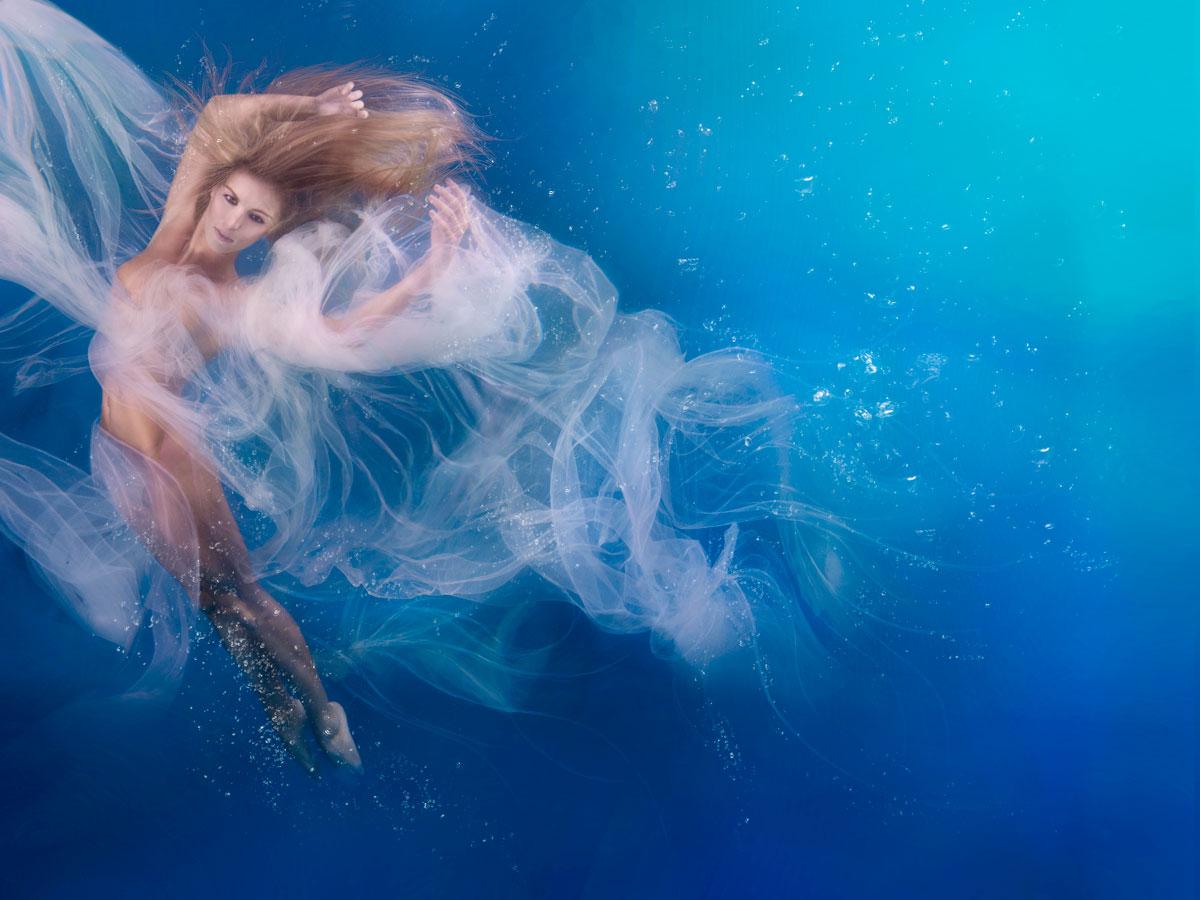 17 чудесных подводных портретов от Дженн Бишоф-6