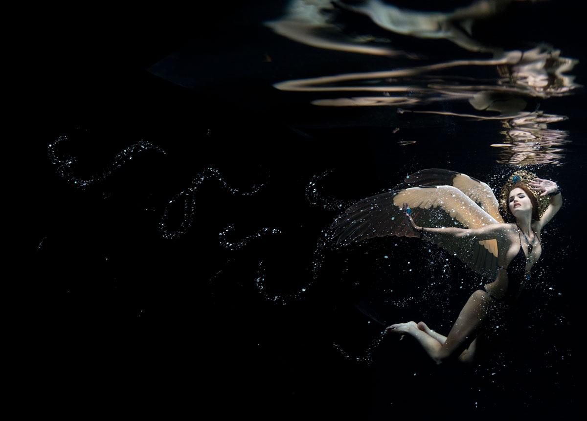 17 чудесных подводных портретов от Дженн Бишоф-2