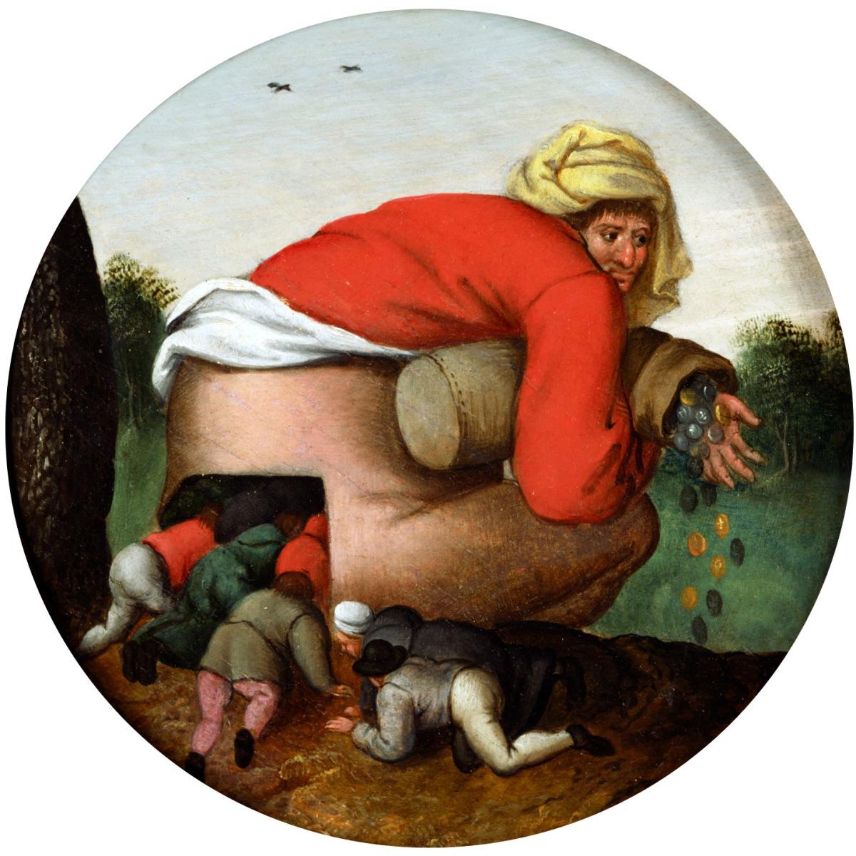 Lstetcy Petera Breigelia Mladshego 1592 god