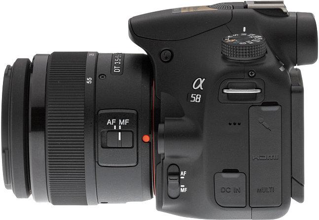 Sony A58 4