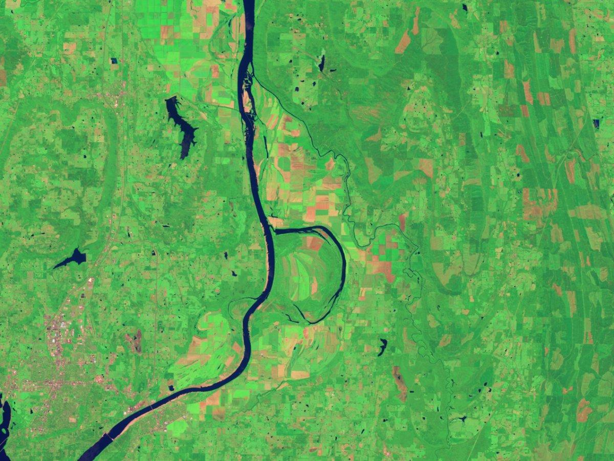 foto iz kosmosa 2