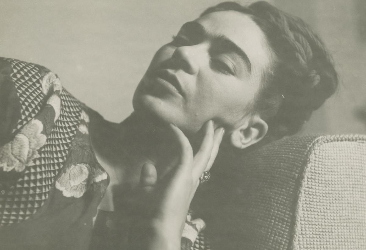 Ретро фотографии Фриды Кало - 8