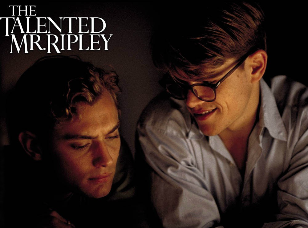 Talantlivyi mister Ripli The Talented Mr. Ripley 1999 2