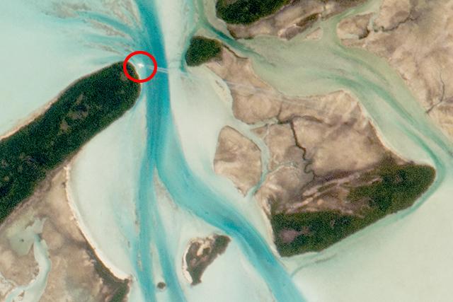 Ostrov Greyt Ekzuma Bagamy 2