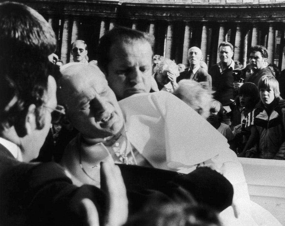 pokushenie na Papu Rimskogo Ioanna Pavla II 2