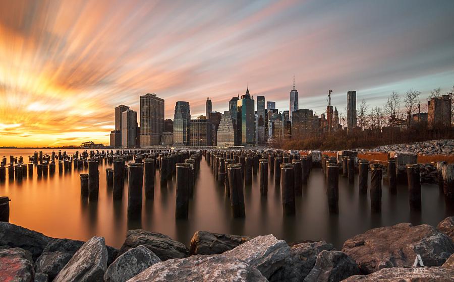 100 красивых городов мира