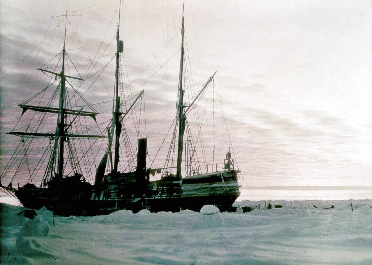 Fotografii Imperskoy transantarkticheskoy ekspeditsiey 24