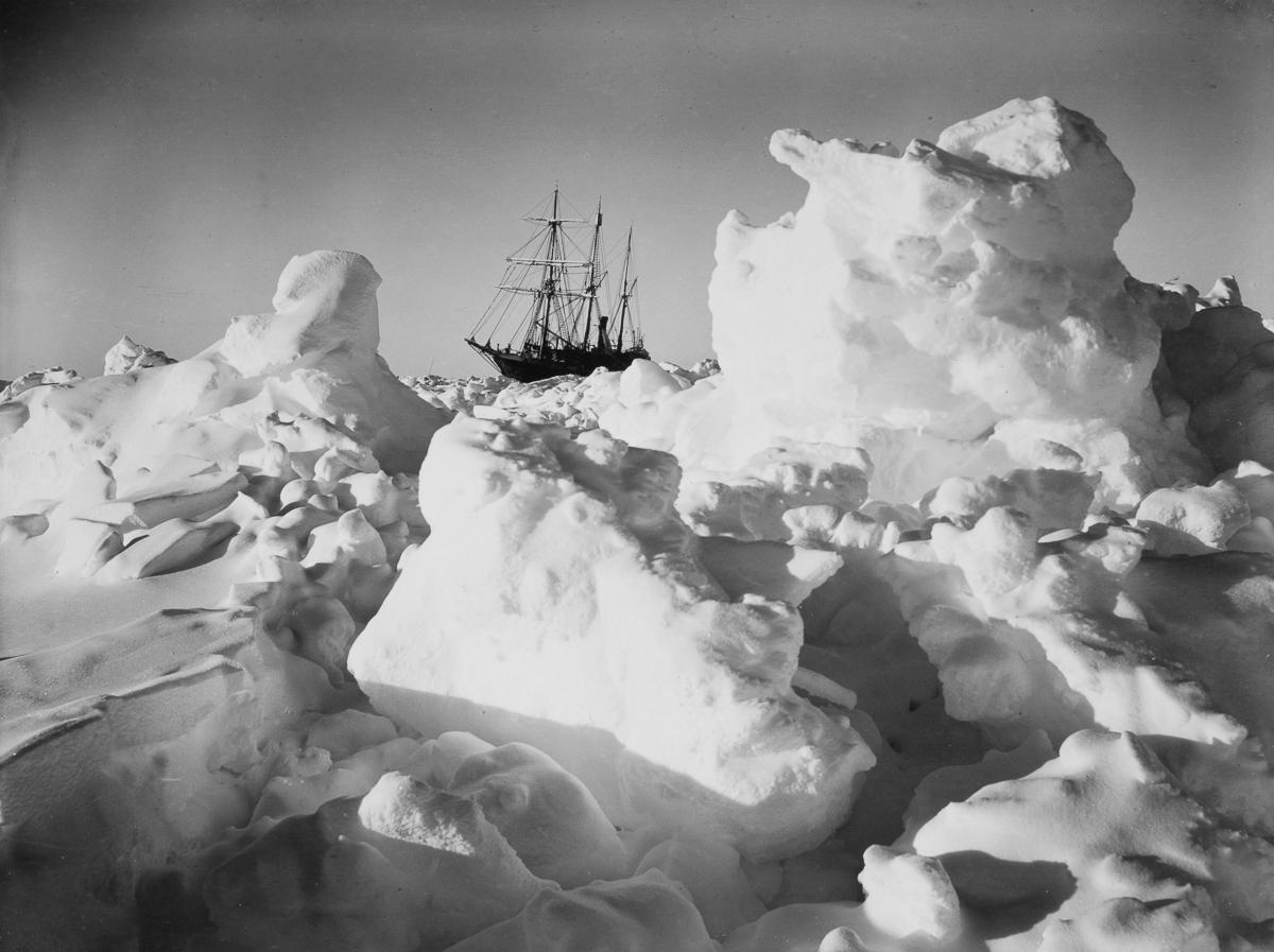 Fotografii Imperskoy transantarkticheskoy ekspeditsiey 25