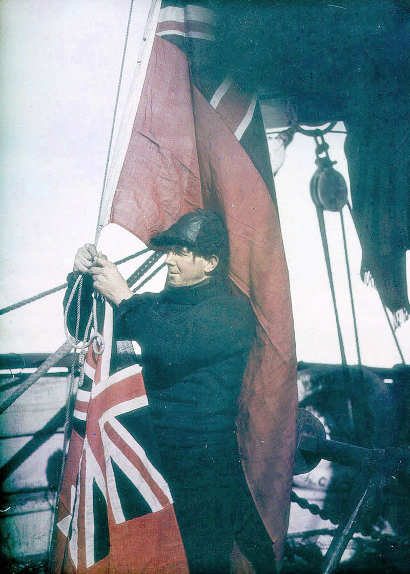Fotografii Imperskoy transantarkticheskoy ekspeditsiey 4