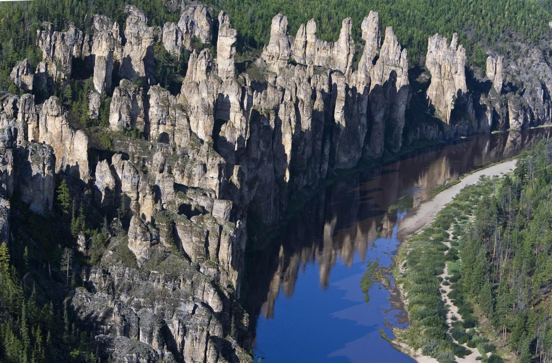 Якутия ленские столбы фото